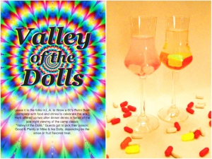 Valley of the Dolls Cocktail