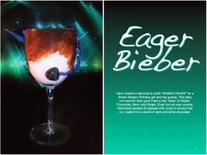 Eager Bieber Cocktail