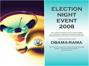 Obama-Rama Cocktail