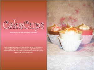 CakeCups Mocktails